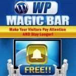 Magic bar WordPress plugi