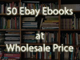 50 Ebay Ebooks