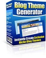 Blog Themes Generator