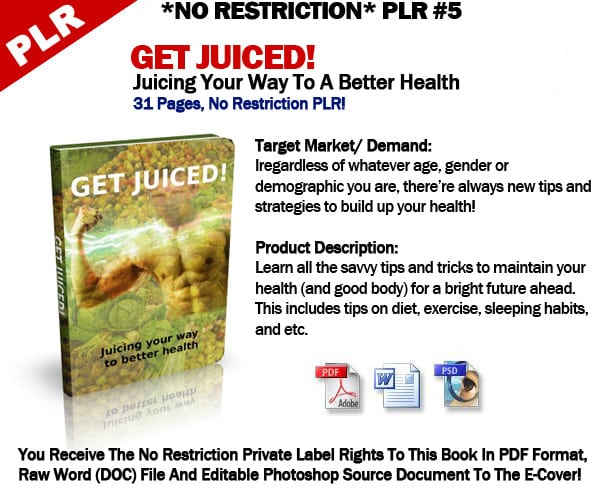 Get Juiced 6