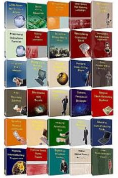30 Business eBooks Pack